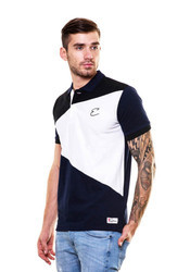 Cut & Sew Polo  T-Shirts