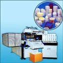 Hi-speed Automatic Disposable Dish / Thali Machine
