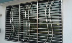 Window Grill S S Main Doors Grill Manufacturer From Surat
