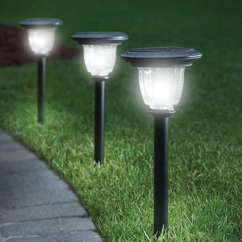 Great Solar Garden Lamp