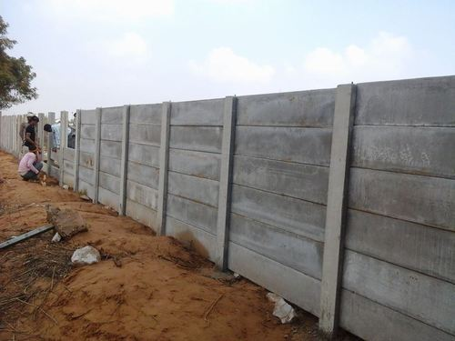 Precast Concrete Wall At Rs 1100 Meter Concrete Wall