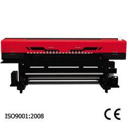 Eco Solvent Vinyl Printing Machine