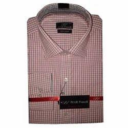 Men's Cotton Check shirt