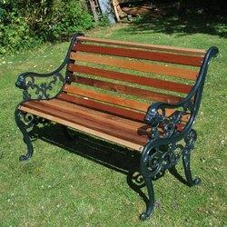 Antique Outdoor Bench