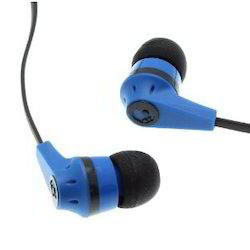 Skullcandy S2IKDY-101 Ink'd Headset blue earphones