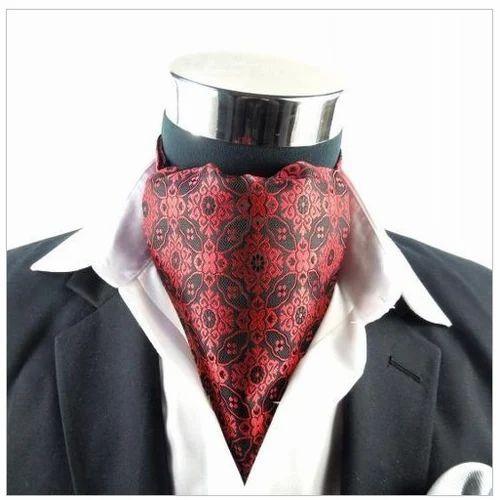 Mens Cravats - Designer Cravats Manufacturer from Mumbai