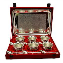 Silver Plated Sweet Serving Family Set