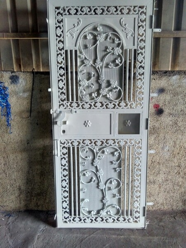 Design Safety Door & Design Safety Door Doors And Windows | Gurudatta Fabrication ...