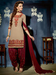 Wedding Patiala Suit