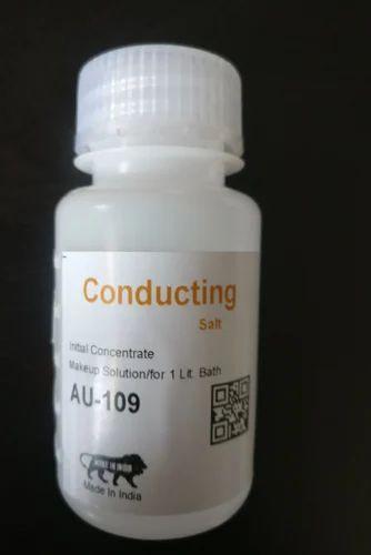 Gold Electroplating Solution
