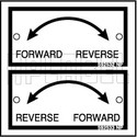 592532_33 Forward-reverse Arrow Labels