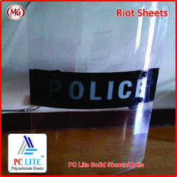 Polycarbonate Police Sheets