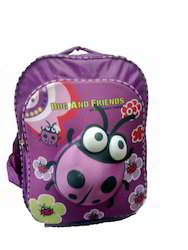 Cartoon Kids School Bag