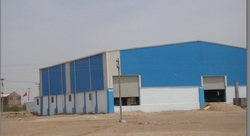 Pre Fabricated Steel Building