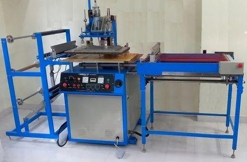 Auto Indexing 3.5 KW PVC Welding Machine