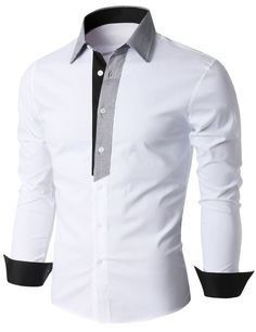new products for new style of 2019 fine quality Men''s Designer Plain Shirt