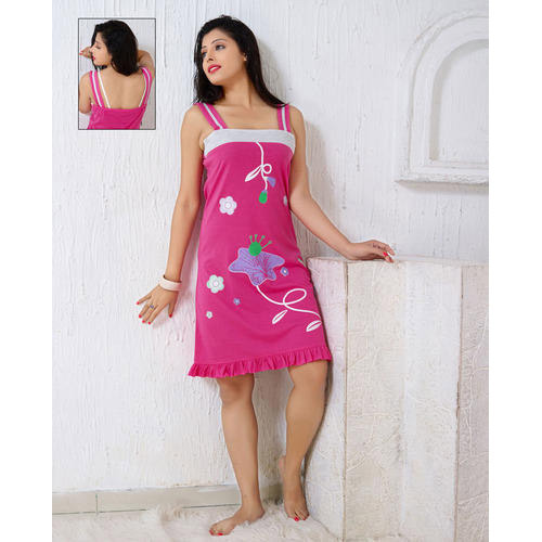 Ladies Short Gown At Rs 450 Pieces Ladies Gown Suit Ladies Ka