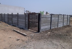 Prestress Compound Wall