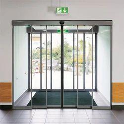 Automatic Telescopic Sliding Door