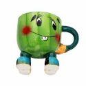 Cute Smiley Ceramic Mug