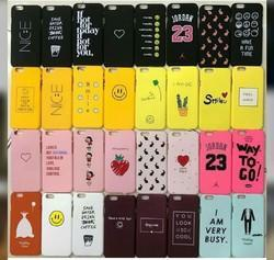 Plastic Printed Design Phone Cases