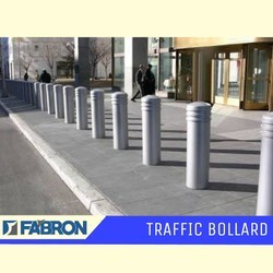 Stainless Steel Traffic Bollards