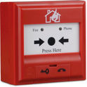 Gst Addressable Manual Call Points Mcp, For Fire Alarm System