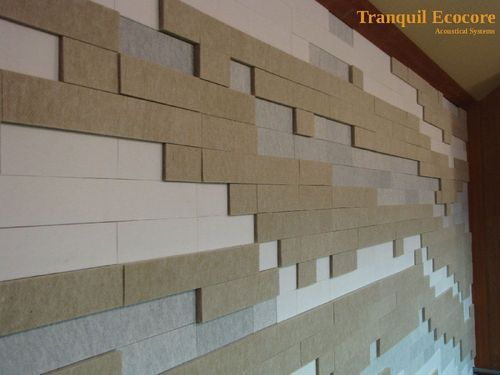 Tranquil Ecocore Acoustic Polyester Panels New Era