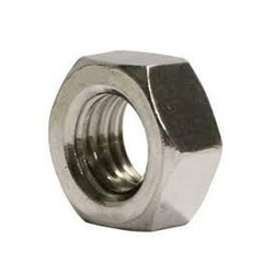 SS Hex Nut, Packaging Type: Packet