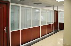Aluminium Full Height Partitions
