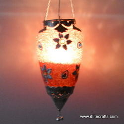 Glass Hanging Lamps