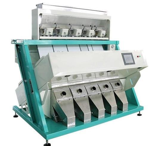 Automatic Multichromatic Plastic Color Sorting Machine, Three Phase,  Capacity: 100 -500kg Per Hour, Rs 800000 /piece | ID: 11673644955