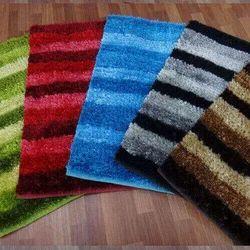 160 X 220 cm Polyester Shaggy Carpet