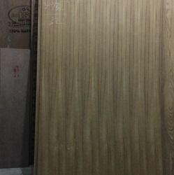 Brown 4 Mm Teak Veneer Plywood