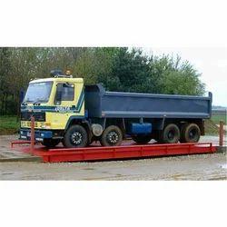 Electronic Truck Weighbridge