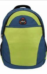 Nylon Shoulder Backpack