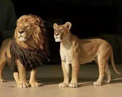 Animal Lion Statue