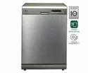 LG Dishwasher Noble Steel