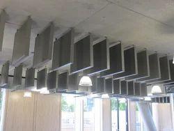 Noise Control Acoustic Baffles