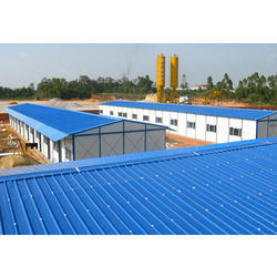 Traditional Prefabricated Labour Camp