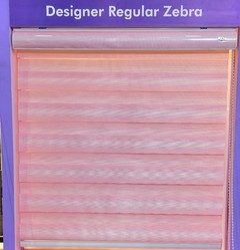Zebra Blind