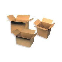 Double Wall 5 Ply Corrugated Non Printed Boxes