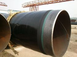 3LPP Coated Seamless Pipes