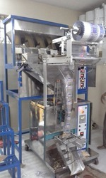 Toor Dal Pouch Packing Machine