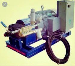 Hydraulic Pressure Testing Pump