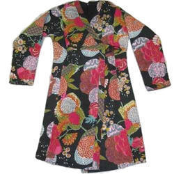 Tropical Kantha Jacket
