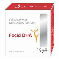 Folid Acid-DHA Capsule