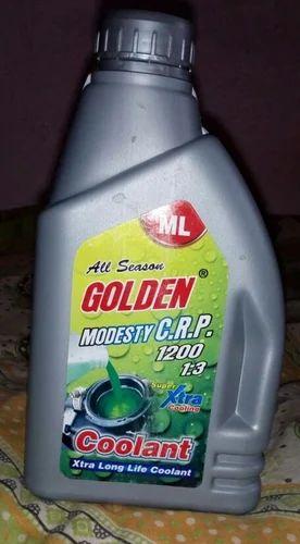 Wholesaler of Radiator Car Coolant & Engine Oil For 100cc