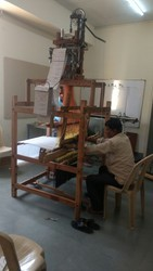 gayatri Jacquard Handloom Machine, Model Number: Manual