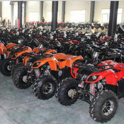 125cc ATV Quad Bike Automatic With Reverse Gear